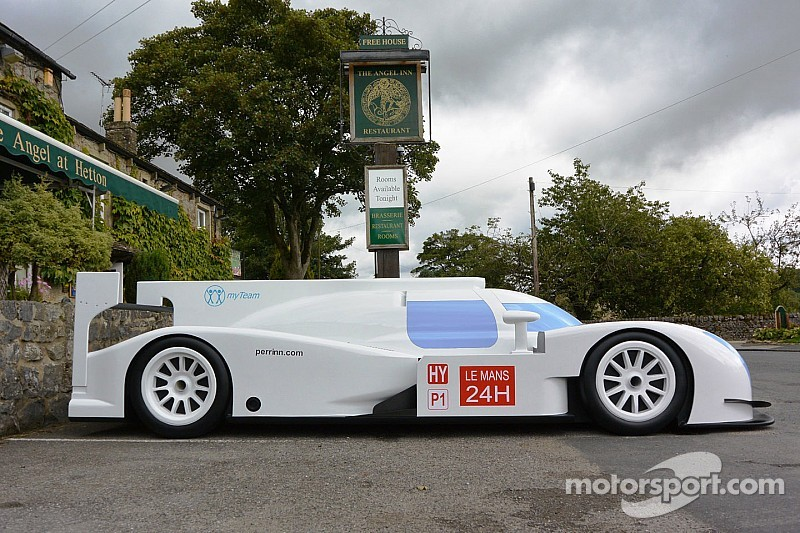 Perrinn Limited open source 'myLMP1' show car unveiled