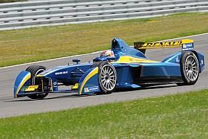 Sebastien Buemi tops the final day of pre-season testing
