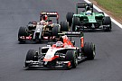 Troubled Marussia 'sells' Chilton's seat to Rossi