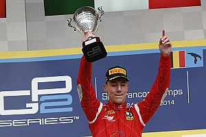 Marciello takes first win in chaotic feature race