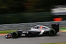 Sauber's Sutil clinch 14th  position on qualifying for tomorrow's Belgian GP