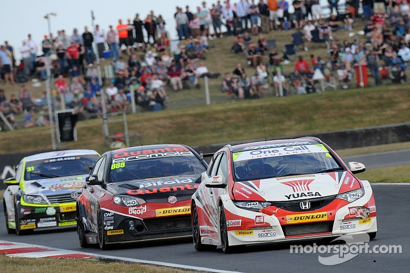 Trio of new 2014 winners at Knockhill