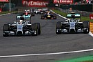 Rosberg doesn't want to talk about Hamilton incident
