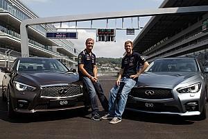 Sebastian Vettel becomes first F1 driver to sample the Sochi Grand Prix Circuit - video