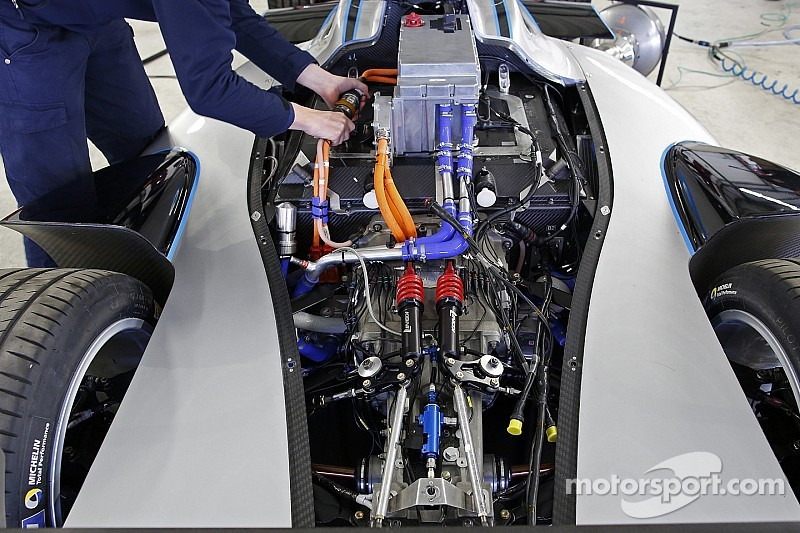 Understanding a Formula E car and what makes it tick