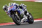Lorenzo secures Silverstone front row for British GP