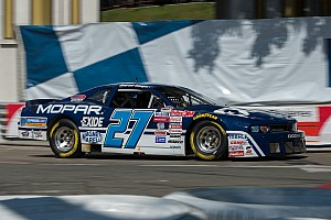 Record day for Ranger in NASCAR Canadian Tire qualifying