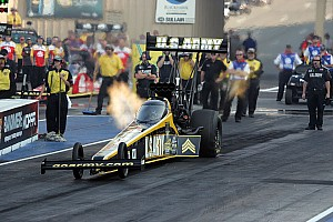 Schumacher and Capps take NHRA wins in Indy