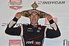 IndyCar finale: Kanaan wins the battle, but Power wins the war