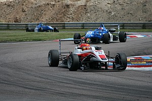 Cao consolidates championship lead with Brands Hatch victory