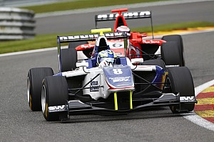 Eriksson scorches to Race 1 win in Monza