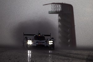 After a long time in the lead the Porsche 919 Hybrids came fourth and fifth in Austin