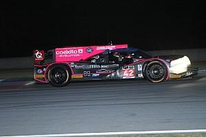 Yacaman fastest in the dark in Petit Le Mans night practice