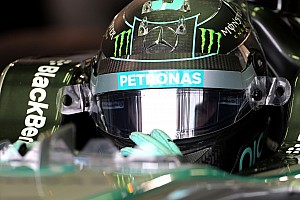 Japanese GP practice 3 results: Rosberg back in front
