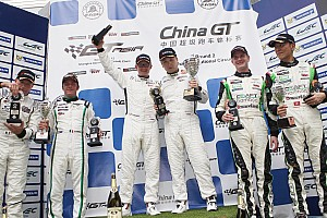 Three teams, two points and a GT Asia Series crown in the balance