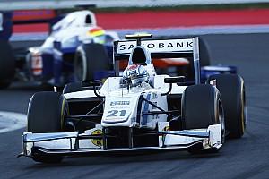 Marco Sorensen sprints to maiden GP2 win