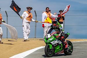 Superbike World Championship confirms return to Laguna Seca in 2015