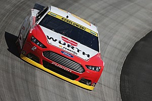 Wurth steps up with Keselowski in banner year for Team Penske