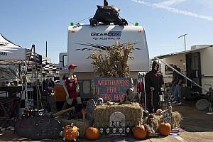 A scary IndyCar Halloween