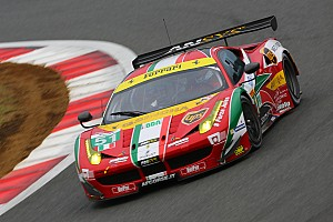 """The AF Corse Ferrari 458's Italia defend the leadership in the """"Shanghai 6 Hours"""""""