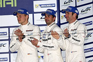 Third podium finish for the Porsche 919 Hybrid in its first season
