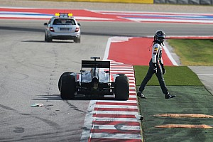 Early SC needed at COTA after Sutil and Perez crash