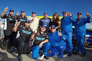 NASCAR crowns a K&N champion as Drake earns breakthrough win