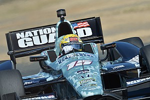 IndyCar season starts early for Rahal-Letterman