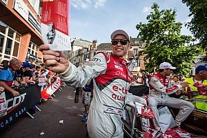 Mr Le Mans Tom Kristensen retires from racing