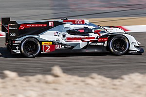 Audi is ready for the WEC finale in Brazil