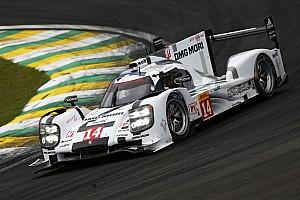 Porsche, Aston Martin on top in Interlagos third practice
