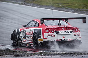 Nissan celebrates racing success in 2014
