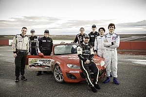 2014 Mazda Club Racer Shootout a major success