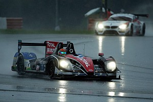 Rain ends exciting ASLMS season finale