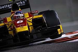 GP2 announces 2015 schedule and teams