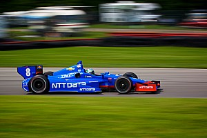 NTT Data joins Kanaan for 2015 IndyCar season