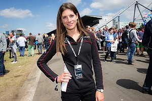 Cyndie Allemann to race at the 24 Hours of Dubai