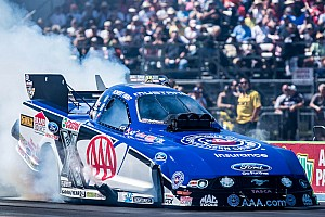 Six questions for NHRA racer Robert Hight