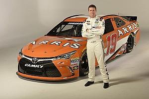 JGR is back in orange with new Carl Edwards scheme
