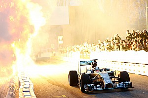 Mercedes set for 50hp engine boost in 2015 - report