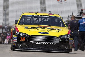 Wingo named crew chief at Front Row Motorsports