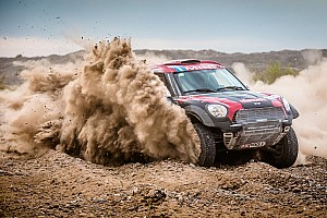 2015 Dakar Rally: Stage 3 results