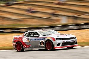 Updated driver lineup has Stevenson Motorsports ready for Daytona