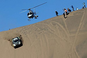 2015 Dakar Rally: Stage 5 results