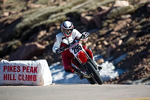 Honda heading back to Pikes Peak