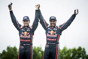 Winning the Dakar like a boss