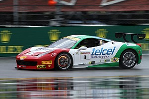 North American Ferrari Challenge – A formidable race beneath the rain