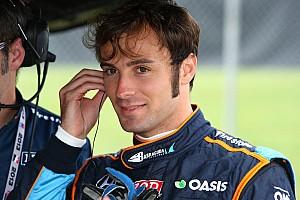 Luca Filippi to Carpenter Fisher Hartman Racing