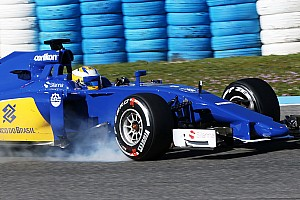 Ericsson admits Sauber has more in the tank