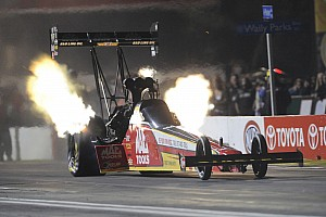Kalitta, Johnson Jr. and Line lead qualifying at Pomona